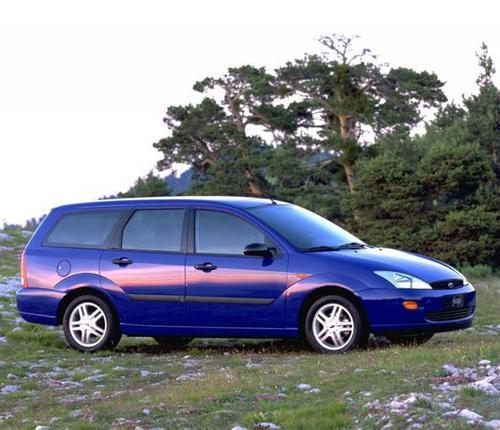 Tekniska Data För Ford Focus Kombibilar 1.6 Ghia