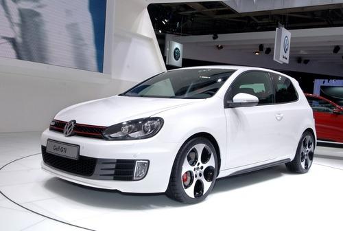 Volkswagen Golf GTI 2009 till 2012